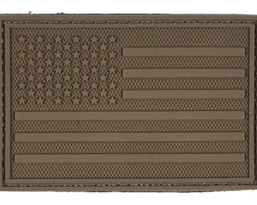 3D Patch - US Flag