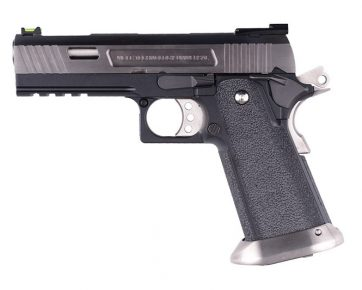 Hi-Capa 4.3 Force Allosaurus Pistol Replica – Silver