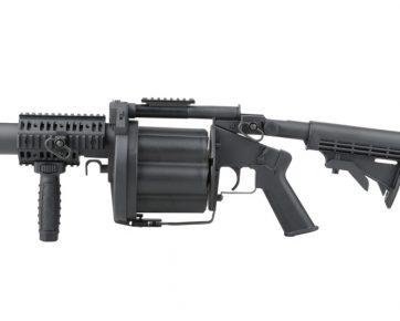 ICS-190 MGL Revolver Grenade Launcher Replica
