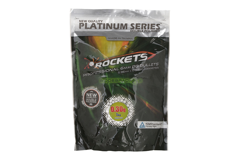 Rockets Platinum Series BIO 0.30g